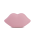 Lulu Guinness Women's Powdered Perspex Lips Clutch Bag - Rose Pink: Image 7