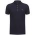Dissident Men's Dunraven Polo Shirt - Dark Sapphire: Image 1