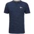 Tokyo Laundry Men's Nome Lake T-Shirt - Navy: Image 1