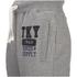 Tokyo Laundry Men's Hunters Peak Sweatpants - Mid Grey Marl: Image 3