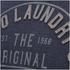 Tokyo Laundry Men's Double Stitched T-Shirt - Mood Indigo Marl: Image 3