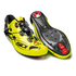 Sidi Shot Carbon Cycling Shoes - Yellow Fluro: Image 2
