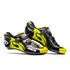 Sidi Wire Carbon Vernice Cycling Shoes - Black/Yellow Fluro: Image 1