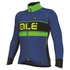Alé PRR Bering Winter Jacket - Blue/Green: Image 1