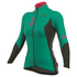 Alé Women's Winter Jacket - Green/Pink: Image 1