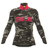 Alé Women's PRR Camo Winter Jacket - Black/Red: Image 1