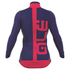 Alé Women's PRR Arcobaleno Winter Jacket - Blue/Red: Image 2