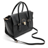 Vivienne Westwood Women's Opio Saffiano Leather Handbag - Black: Image 3