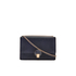 Vivienne Westwood Women's Opio Saffiano Leather Large Fold Over Shoulder Bag - Black: Image 1