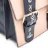 Vivienne Westwood Women's Alex Double Buckle Strap Handbag - Nude: Image 4