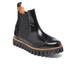 Ganni Women's Erin Shine Chunky Boots - Black: Image 2