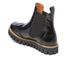 Ganni Women's Erin Shine Chunky Boots - Black: Image 4