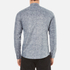 Selected Homme Men's Done Oscar Long Sleeve Shirt - Navy Blazer: Image 3