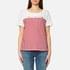 Maison Scotch Women's French Inspired Short Sleeve T-Shirt - White: Image 1