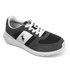 Polo Ralph Lauren Men's Cordell Sportsuede/Gridmesh Trainers - Charcoal Grey: Image 2
