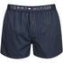 Tommy Hilfiger Men's Icon Cotton Woven Boxer Shorts - Navy Blazer: Image 1