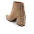 Senso Women's Jescinta II Suede Heeled Ankle Boots - Sand: Image 4