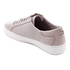 MICHAEL MICHAEL KORS Women's Keaton Heart Leather Trainers - Cement: Image 4