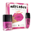nails inc. Out Out/Buzzin Nail and Lip Paint: Image 1