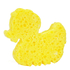 Spongellé Body Wash Infused Sponge Animals - Duck: Image 1