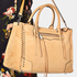 Rebecca Minkoff Women's Regan Stud Satchel - Sand: Image 3