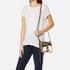 Rebecca Minkoff Women's Mirrored Metallic Mini M.A.C. Cross Body Bag - Pale Gold: Image 2
