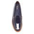 Bass Weejuns Women's Penny Wheel Patent Leather Loafers - Deep Navy: Image 3
