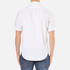 rag & bone Men's Standard Issue Short Sleeve Beach Shirt - White: Image 3