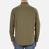 rag & bone Men's Standard Issue Beach Shirt - Dark Olive: Image 3