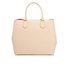 Karl Lagerfeld Women's K/Grainy Shopper Bag - Biscuit: Image 4