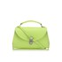The Cambridge Satchel Company Women's Mini Poppy Bag - Neon Yellow: Image 1