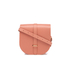 The Cambridge Satchel Company Women's Saddle Bag - Terracotta Grain: Image 1
