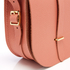 The Cambridge Satchel Company Women's Saddle Bag - Terracotta Grain: Image 5