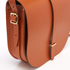 The Cambridge Satchel Company Women's Large Saddle Bag - Amber: Image 5