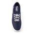 Keds Women's Champion Metallic Canvas Plimsoll Trainers - Peacoat Navy: Image 3