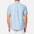 Polo Ralph Lauren Men's Short Sleeve Shirt - Blue: Image 2