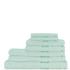 Restmor 100% Egyptian Cotton 7 Piece Supreme Towel Bale Set (500gsm) - Multiple Colours Available: Image 10