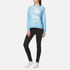 Wildfox Women's There's Always Tomorrow Sweatshirt - Pool Blue: Image 3