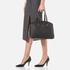 Furla Women's Giada M Tote Bag with Zip - Onyx: Image 3