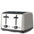 Kenwood TTM480GY Scene 4 Slice Toaster - Grey: Image 1