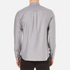 Lyle & Scott Men's Twill Mouline Long Sleeve Shirt - Light Grey Marl: Image 3