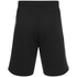 adidas Men's Essential 3 Stripe Fleece Jog Shorts - Black: Image 2