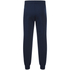 adidas Men's Essential Logo Cuffed Fleece Sweatpants - Navy: Image 2