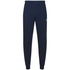 adidas Men's Essential Logo Cuffed Fleece Sweatpants - Navy: Image 1