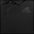 adidas Men's Essential Polo Shirt - Black: Image 3