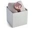 Olivia Burton Women's Lace Detail Watch - Brown/Rose Gold: Image 4