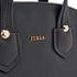 Furla Women's Giada Small Tote Bag with Zip - Black: Image 4