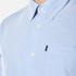 Barbour Men's Stanley Long Sleeve Shirt - Blue: Image 4