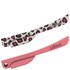 Lilibeth of New York Brow Shaper - Leopard Pink/Plain Pink (Set of 2): Image 2
