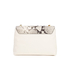 Ted Baker Women's Misti Circle Lock Exotic Trim Cross Body Bag - Ivory: Image 5